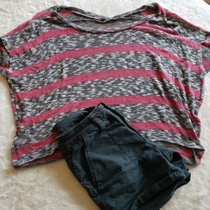 Tops - Loose knit top